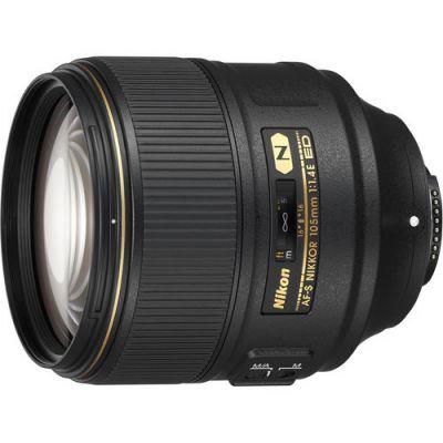 Nikon AF-S NIKKOR 105 mm f/1.4E ED