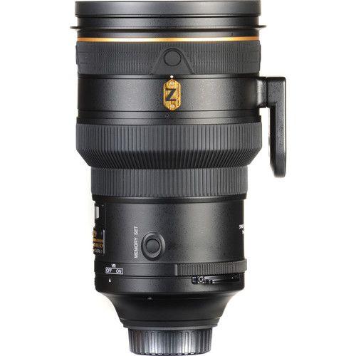 Nikon AF-S NIKKOR 200 mm f / 2G ED VR II