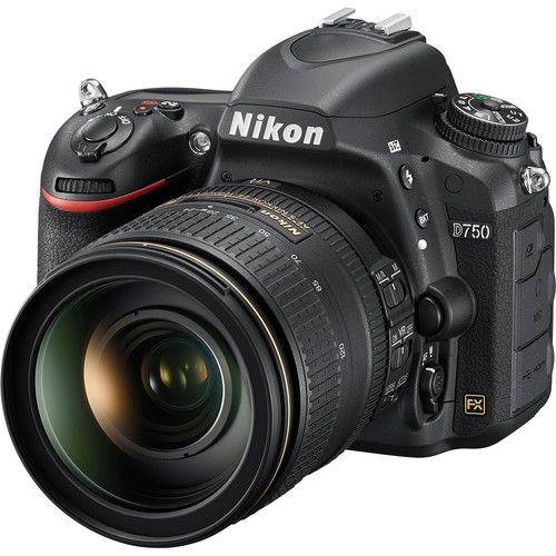 Nikon D750 avec 24-120 VR