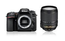 Nikon D7500 avec 18-140 VR appareil photo numérique Réflex Boîtier Noir