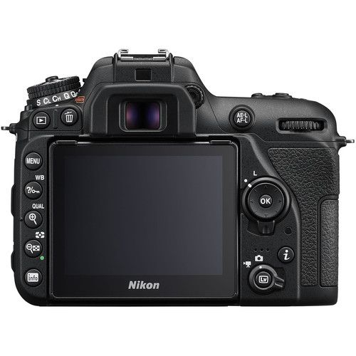 Nikon D7500 nu