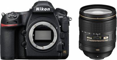Nikon D850 + 24-120 F/4 AF-S VR G ED