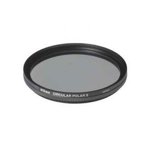 Nikon filtre polarisant circulaire en 58 mm