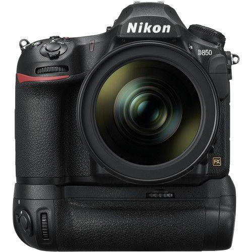 Nikon MB-D18 poignée alimentation pour Nikon D850