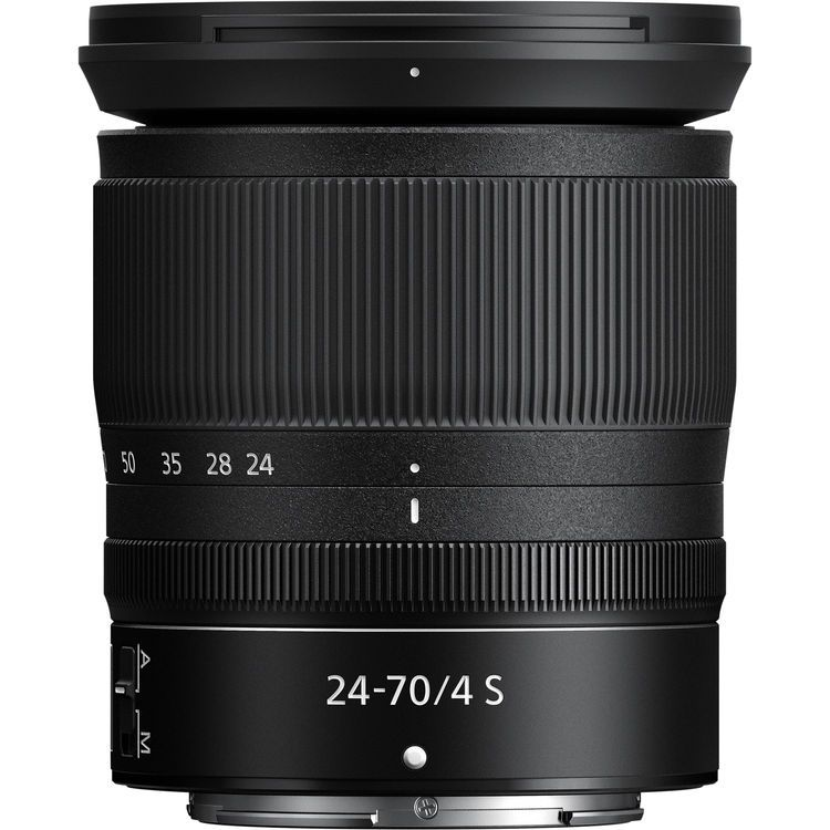 Nikon Z 24-70 f/4 S