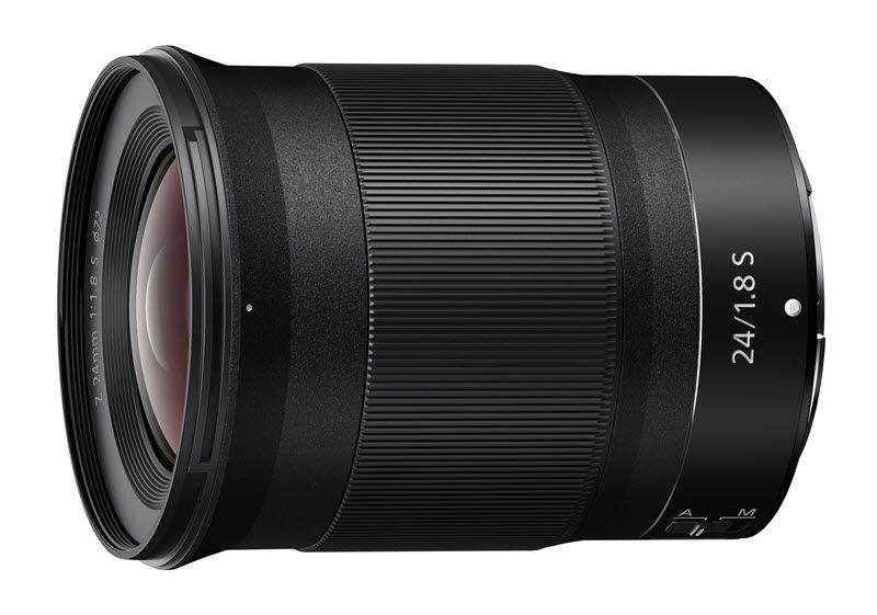 Nikon Z 24 f/1.8 S