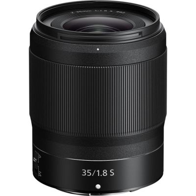 Nikon Z 35 f/1.8 S