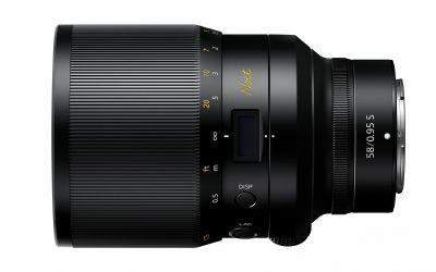 Nikon Z 58 mm f/0.95 S Noct