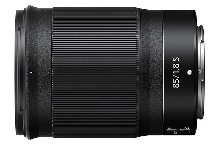 Nikon Z 85 f/1.8 S