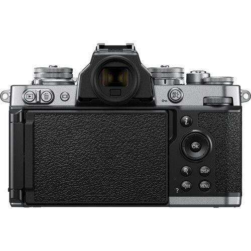 Nikon Z fc + Nikon Z 16-50 silver SE