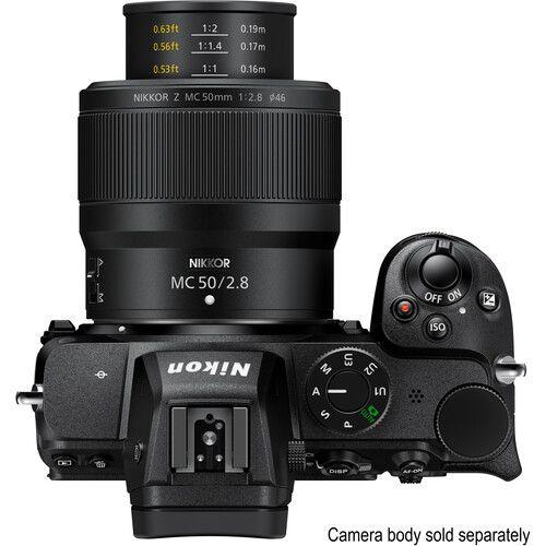 Nikon Z MC 50 mm macro 2.8