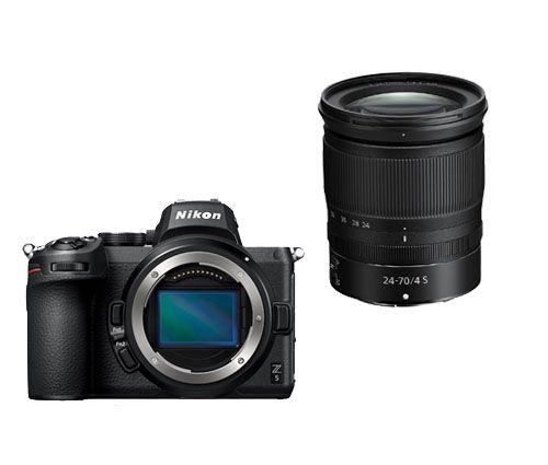 Nikon Z5 + 24-70 f/4 S
