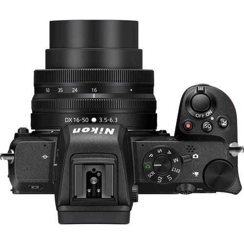 Nikon Z50 + 16-50 mm f/3.5-6.3 VR