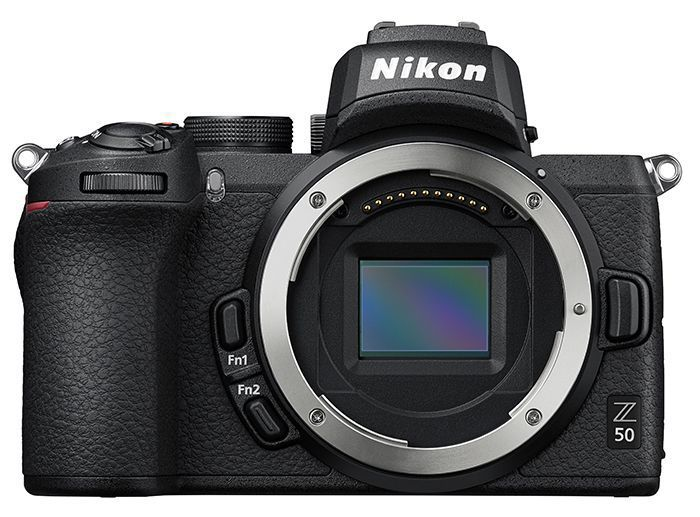 Nikon Z50 mirrorless + bague FTZ