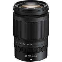 Nikon Z6 II + 24-200 f/4.5-6.3 VR