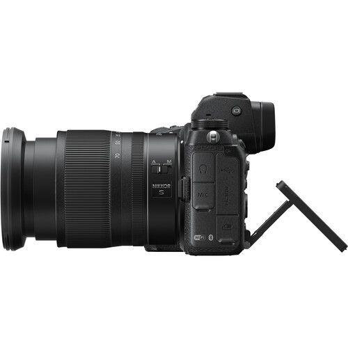 Nikon Z6 II + 24-70 mm F4