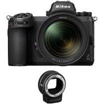 Nikon Z6 II + FTZ + 24-70 mm F4
