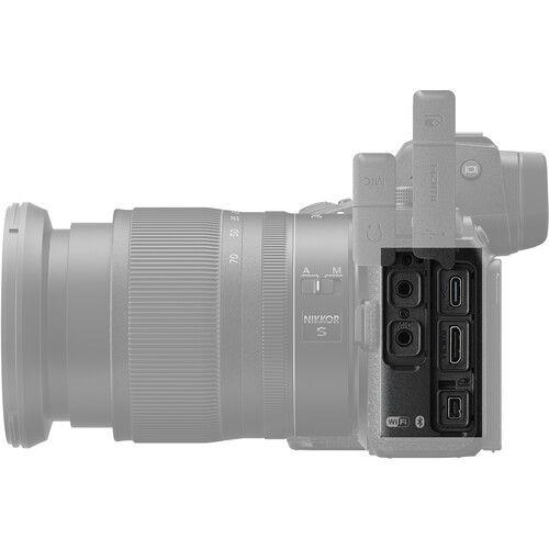 Nikon Z7 II + 24-70 mm F4