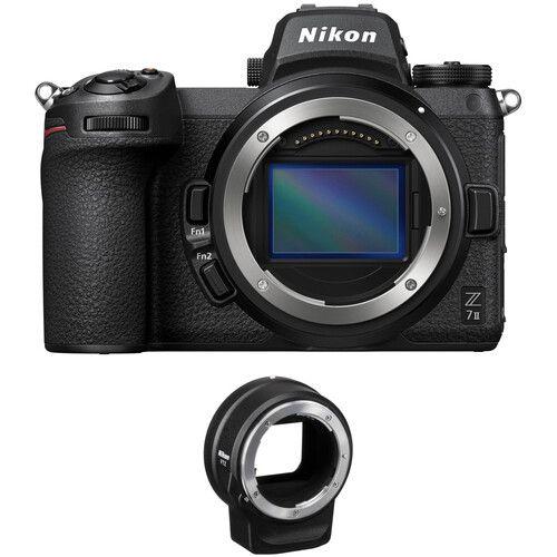 Nikon Z7 II + FTZ