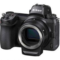 Nikon Z7 mirrorless, avec adaptateur FTZ