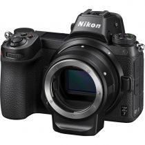 Nikon Z7 mirrorless avec adaptateur FTZ