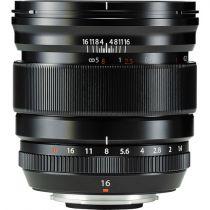 Objectif Fujifilm XF 16mm f / 1.4 R WR
