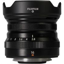 Objectif Fujifilm XF 16mm f / 2,8 R WR