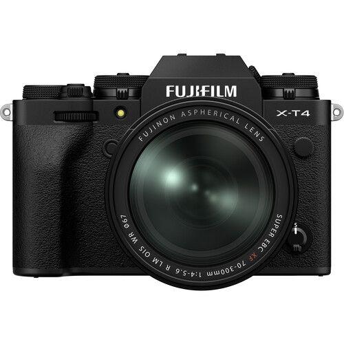Objectif FUJIFILM XF 70-300 mm f / 4-5.6 R LM OIS WR