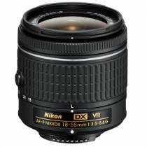 Occasion Nikon AF-P DX 18-55mm f/3,5-5,6 G VR