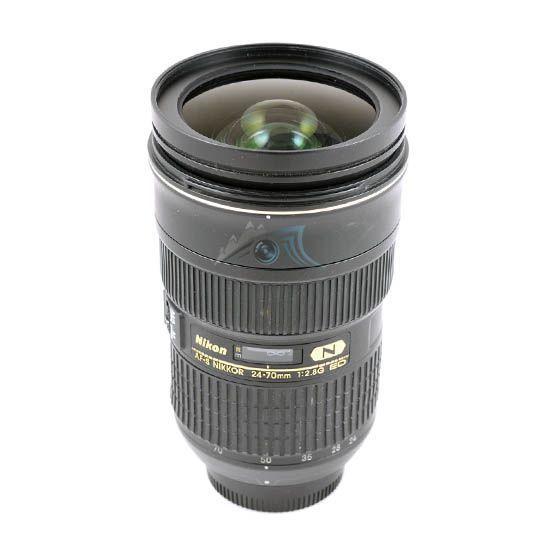 Occasion Nikon AFS 24-70mm f/2,8