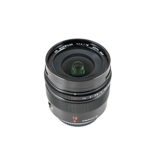 Occasion Panasonic Summilux 12mm f/1,4
