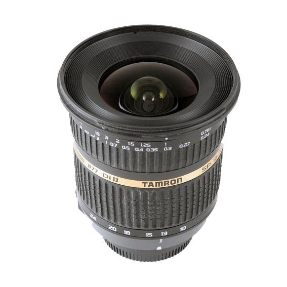 Occasion Tamron/Nikon 10-24mmf/3,5-4,5