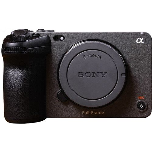 Offre lancement Sony Alpha FX3