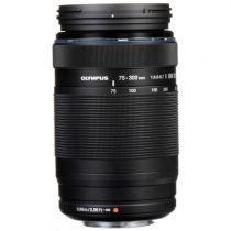 Olympus 75-300 mm f/4,8-6,7 II ED Noir