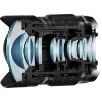 Olympus 8 mm f/1.8 fisheye ED PRO
