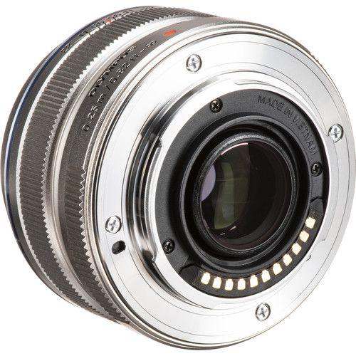 Olympus M.Zuiko Digital 17mm f / 1.8 (Silver)