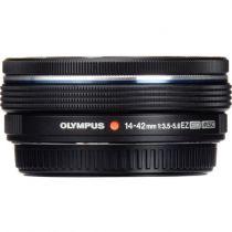 Olympus M.Zuiko Digital ED 14-42 mm f / 3.5-5.6 EZ (Noir)