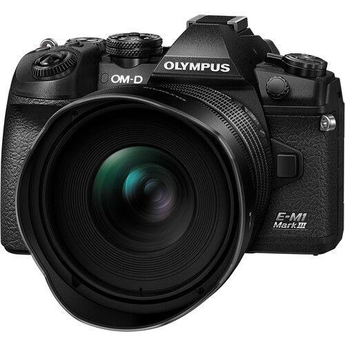 Olympus M.Zuiko Digital ED 8-25 mm f / 4 PRO