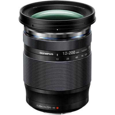 Olympus M.Zuiko Digital ED objectif 12-200 mm f/ 3.5-6.3