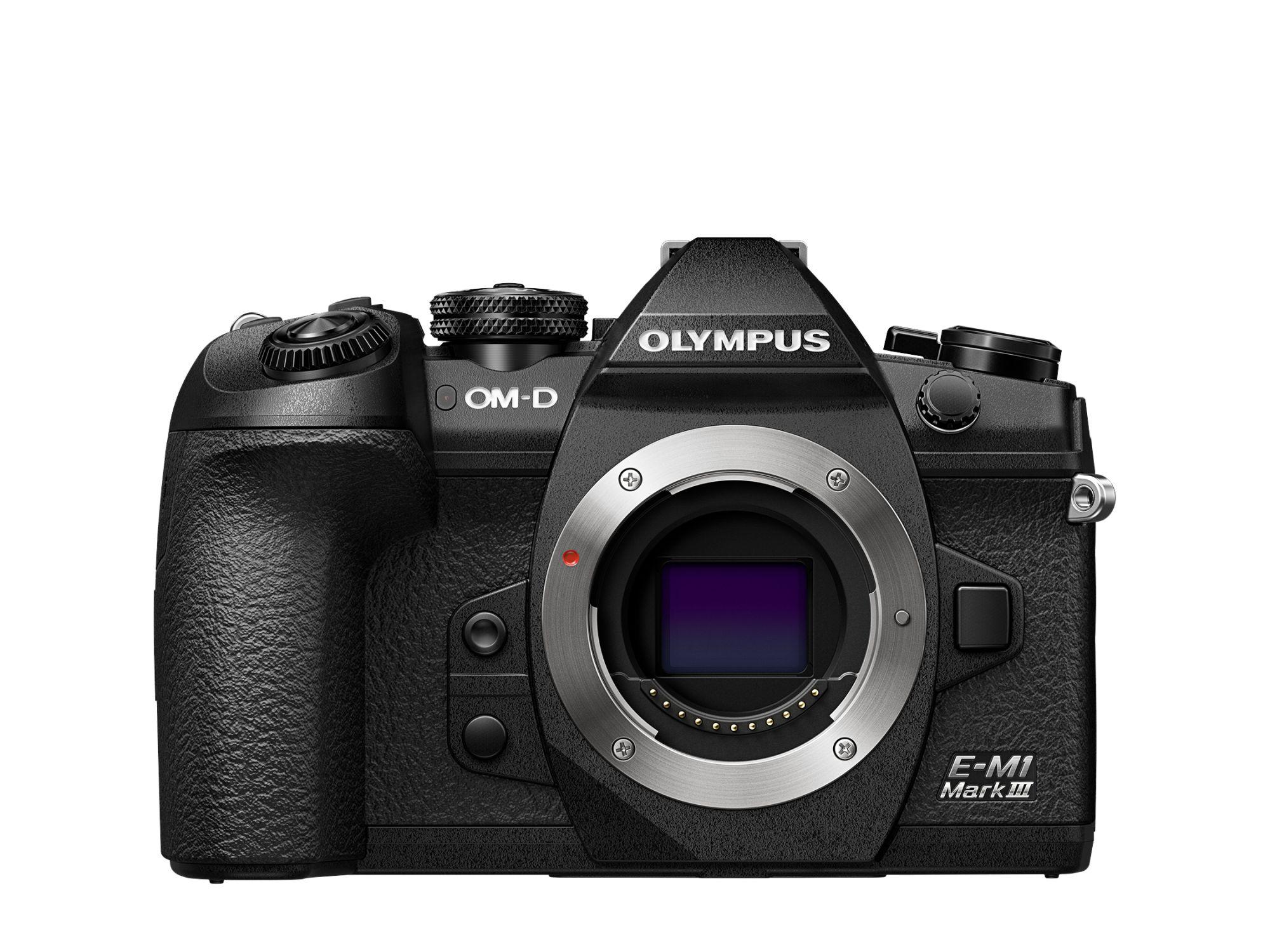 Olympus OM-D E-M1 Mark III nu
