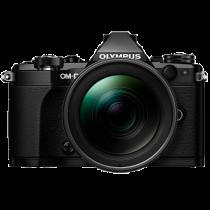 OLYMPUS OM-D E-M5 Mark II + ED 12-40 mm f/2,8 PRO Noir