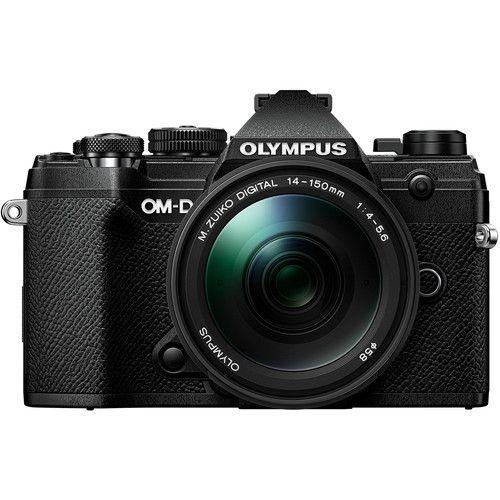 Olympus OM-D E-M5 Mark III + 14-150 mm f / 4-5.6 II
