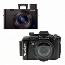 Pack Nauticam RX100 VA / 5A + Sony RX100 VA