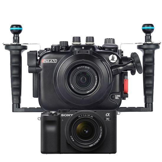 Pack Nauticam Sony Alpha 7C 28-60 mm