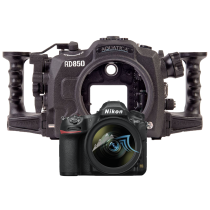 Pack Nikon D850 nu  avec caisson Aquatica nu