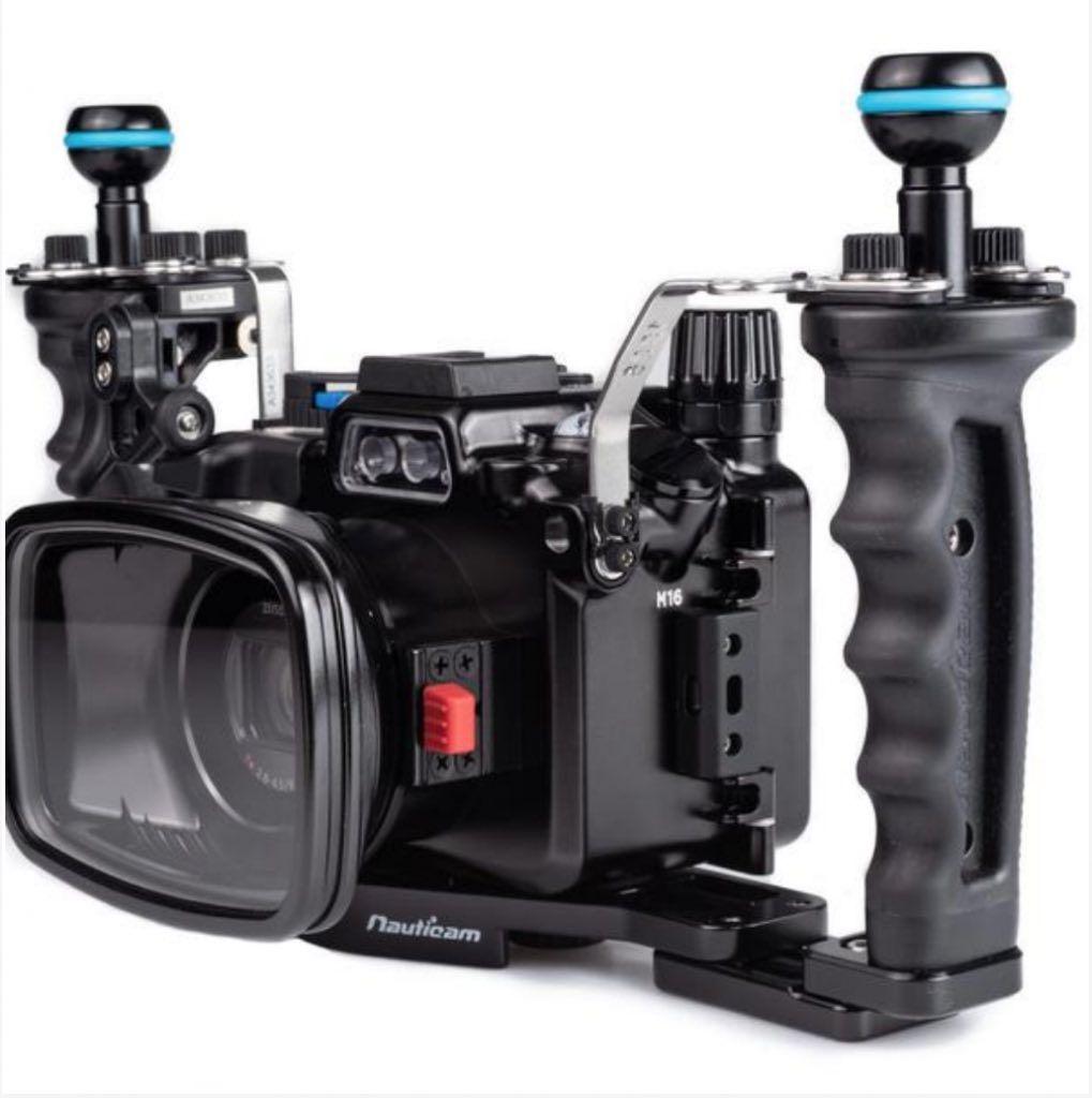 Pack Pro NA-RX100VI (flexitray, poignée droite, deux rotule de montage, soupape de dépression M14, extension de platine)