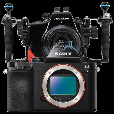 Pack Sony Alpha 7 RIII avec caisson Nauticam A7 RIII