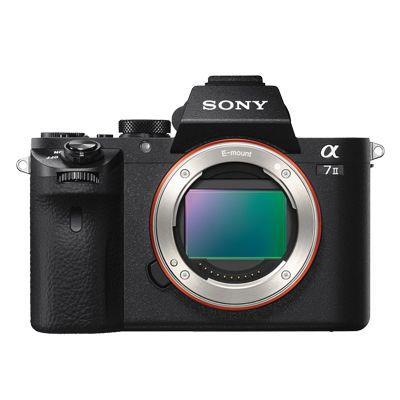 Pack Sony Alpha 7II avec 24-70 FE f/4,0 ZA OSS Vario-Tessar