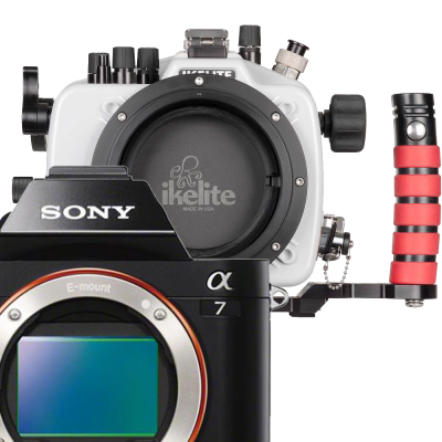 Pack Sony Alpha 7R III avec caisson Ikelite DL