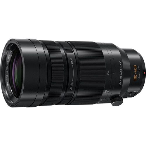 Panasonic 100-400 mm F4.0-6.3 ASPH